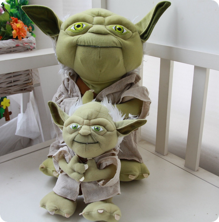 Star wars plush toys Yoda 9
