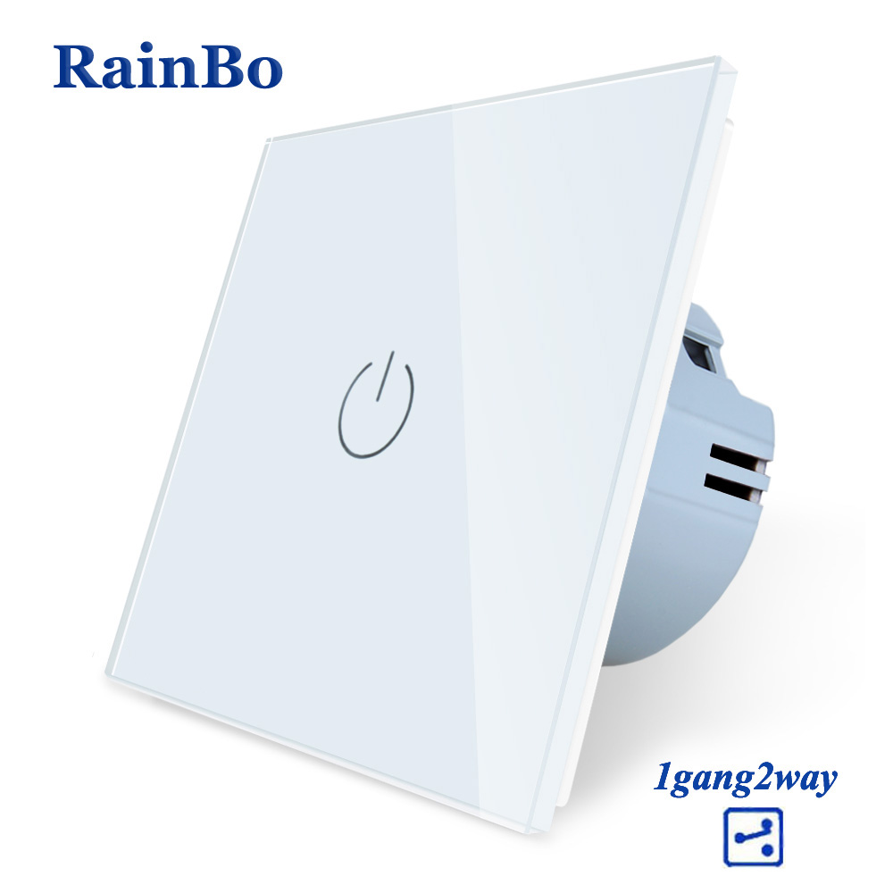 EU Standard 2 Gang WiFi Touch Wall Switch Socket Power Socket 110-250v Hot Sale