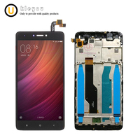 For Xiaomi Redmi Note 4X Snapdragon 625 Tested LCD Display Touch Screen With Frame For Global
