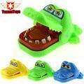 Большой Крокодил Шутки Смешные Крокодил Рот Стоматолог Укус Пальца Игры Шутка Забавная Игрушка-Антистресс Подарок Детям Ребенок Семья Шутки