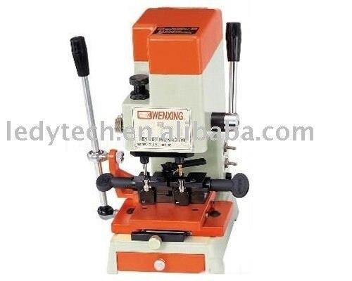 High quality Model 399AC car key cutting machine with vertical cutter & key copy machine, key blade milling machine, key copier