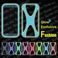 Mais recente Moda Silicone Macio Exclusivo Universal Bumper Brilho Legal Caso de Telefone Para teXet TM-4082R X-Quad motorista + Livre presente