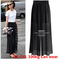 2017 summer Women Comfy Wide Leg Pants Dance Boho Pants Pantalones Mujer Pantskirt Casual Trousers Women Loose Long Harem Pants