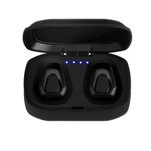 GIAUSA TWS Earphone Wireless Bluetooth Headset Stereo Handsfree Sport Earphones With Charge Box Portable Earpud k6 handsfree business bluetooth headset portable bluetooth earphone connected to mp3 storage box