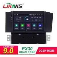 LJHANG Android 9,0 автомобильный DVD для Citroen C4 C4L DS4 2011 2012 2013 2014 2015 1 Din мультимедиа автомобильный стерео радио gps навигация wifi