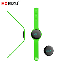 EXRIZU Smart Health Bluetooth Smart Wristband H8 Fitness Bracelet Sport Smartband Pedometer Sleep Tracker for iOS Android Phones