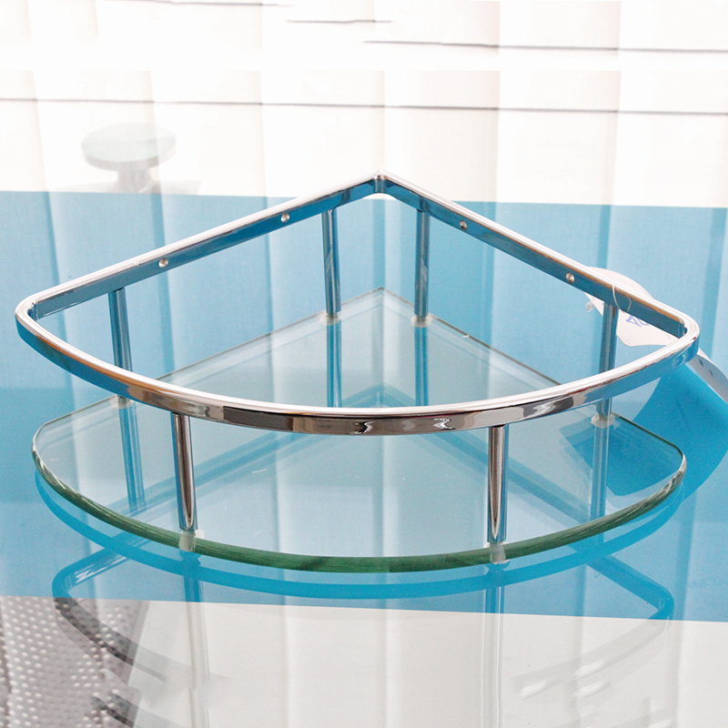Bathroom shelves stainless steel 3 tier corner bathroom - Bathroom shelves stainless steel ...