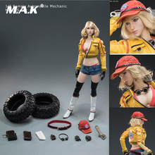 1/6 Scale Collectible Full Set Action Figure Sexy Female Girl Automobile Mechanic MS-001 Model With Box for Fans Collection Gift collectible full set figure 1 6 god of gamblers film asia gao jin chow yun fat little knife lau andy collection for fans gift