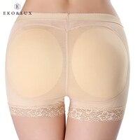 EKO LUX Women S Butt Lifter Tummy Control Padded Panties Shapewear Hip Butt Enhancer Body Shaper