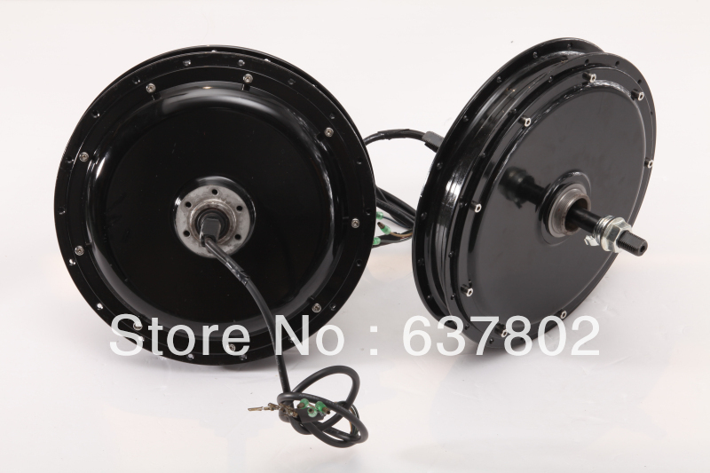 24v 500w Electric Bike Motor Brushless Dc Motor E Bike