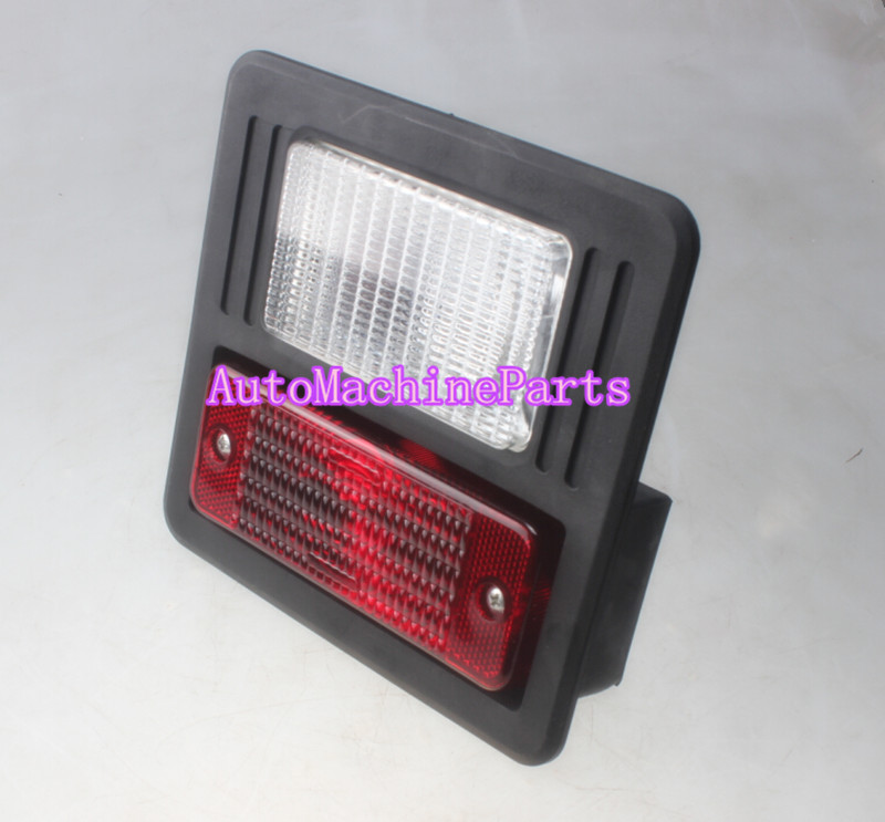 Tail Light Lamp Loader Rear Door Light Skidsteer for Bobcat S175 S205 Skid Steer