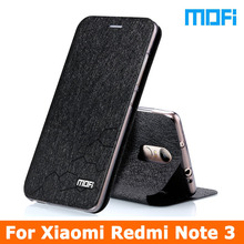 New For Xiaomi Redmi Note 3 cases Mofi Flip leather cover+TPU soft case Stand holder Phone Case for xiaomi redmi note 3 pro case