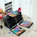 Profesional 27 colores paleta de sombra maquiagem maquillaje de la belleza desnuda Original paleta de colores de sombra de ojos envío gratis