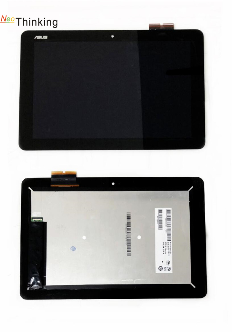 NeoThinking Lcd Assembly For ASUS Transformer Book T101H T101HA LCD Screen Digitizer Glass Replacement free shipping