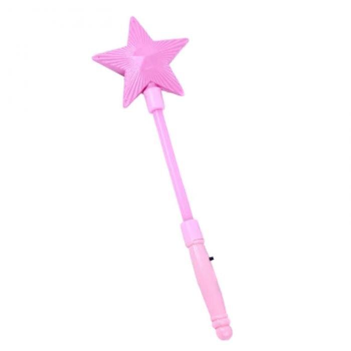 фея палочка; палочка звезда; Волшебная звезда палочка; Материал:: пластик;