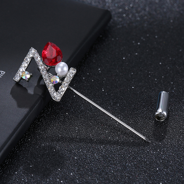 Hhyde new design brooches letter z and h full crystal rhinestone hhyde new design brooches letter z and h full crystal rhinestone brooch pins for altavistaventures Image collections