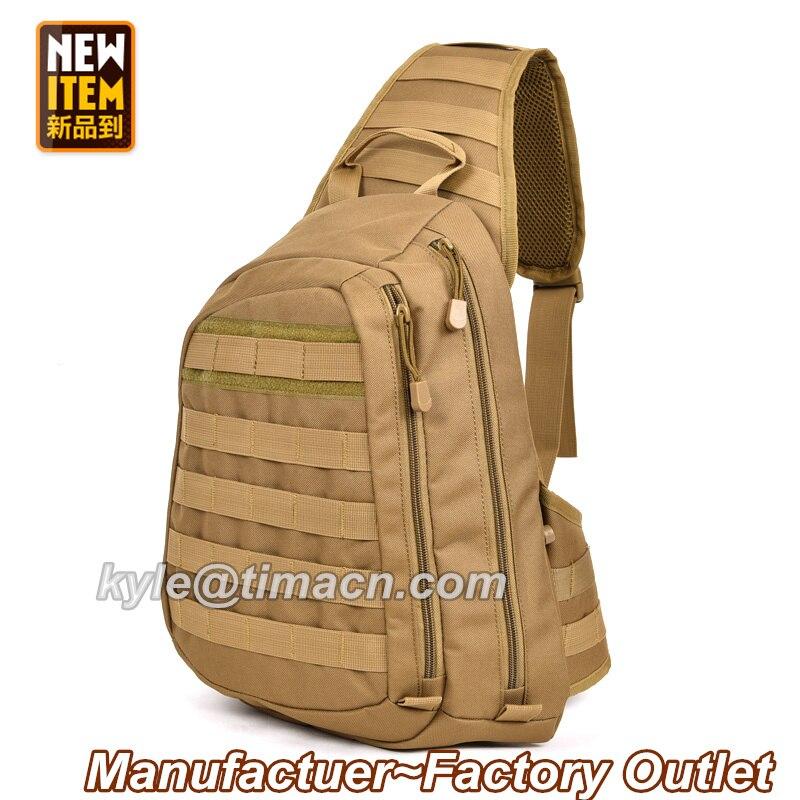 Sac de messager pour femmes sac de voyage en plein air Sport en Nylon militaire sac de poitrine bandoulière simple épaule hommes sac de poitrine tactique
