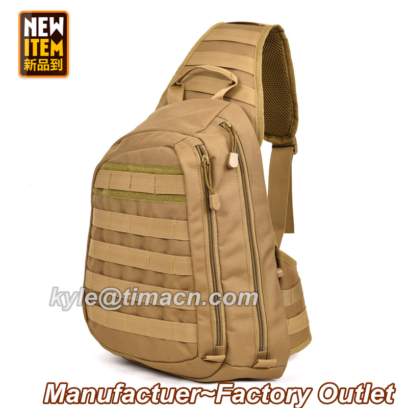 Sports & Entertainment Women Messenger Bag Outdoor Travel Sport Nylon Military Chest Pack Cross Body Sling Single Shoulder Men Tactical Chest Bag Camping & Hiking