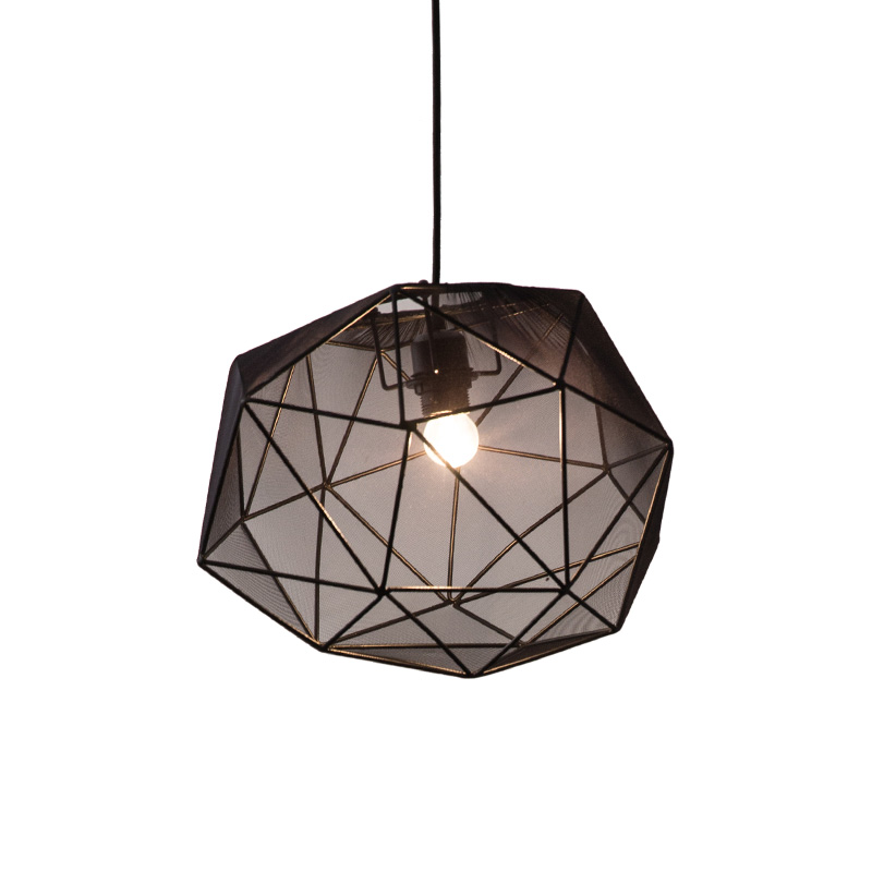 27 Minimalist Bedroom Ideas To Inspire You To Declutter: Modern Minimalist Bedroom E27 Chandeliers Lamp Nordic