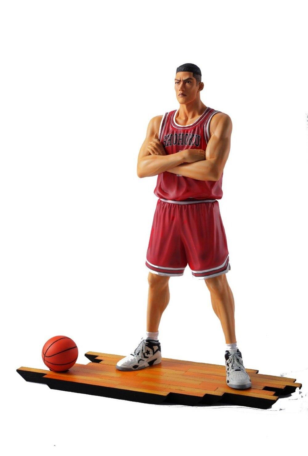 ФОТО Classic Japan Basketball Comic  Anime Figure  Inoue Takehiko SLAM DUNK  Akagi Takenori PVC Figure Toys
