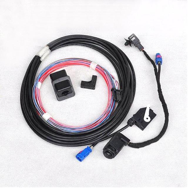 Aliexpress Com Buy Longate Rns510 Camera In Input: Do Scirocco RGB Widok Z Tyłu Kamery Cofania RCD510 RNS510