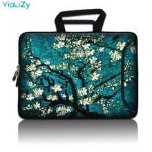 10 12 13 14 15 17 Inch Neoprene Laptop pouch Tablet Bag Notebook protective cover with pocket for Macbook Air Pro case SBP-15291 new design laptop bag pouch 13 14 15 handbag shoulder bag protective case cover for tablet notebook bags backpack schoolbag