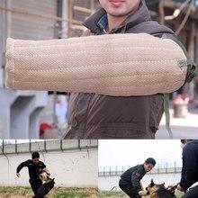 Двухслойный рукав для укуса собак, дрессировка для щенков немецкой овчарки, игра для укусов, LBShipping