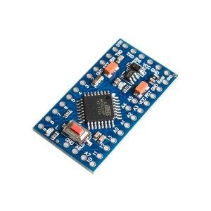 Image 2 - Con il bootloader 10 pz/lotto ATMEGA328P Pro Mini 328 Mini ATMEGA328 5V 16MHz per arduino