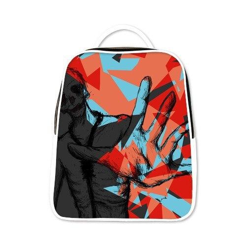 diseño moderno estilo máximo seleccione original € 33.56  High Quality Printing Backpack Bag Twenty One Pilots Women Bags  Mochila Boy Girl School Bag For Teenagers 6 color en Mochilas de Bolsos y  ...
