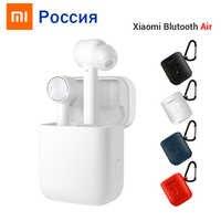 Xiao mi air Bluetooth Oortelefoon Mi true draadloze Koptelefoon Airdots Pro Headset Stereo Anc Schakelaar ENC Auto PAUZE Tap Controle