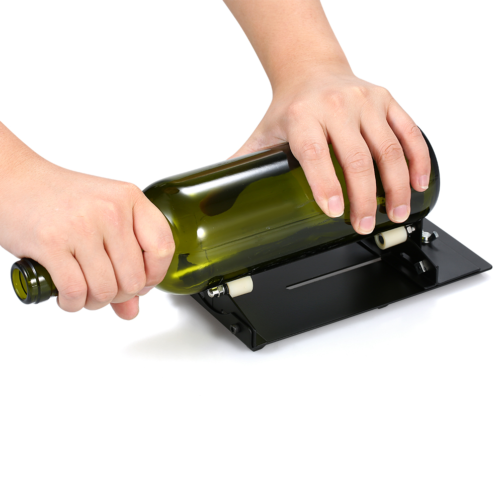 Adjustable DIY Glass Bottle Cutter Wine Beer Bottles Cutter For Creative Lampshade Candle Holder Create Glass Sculptures