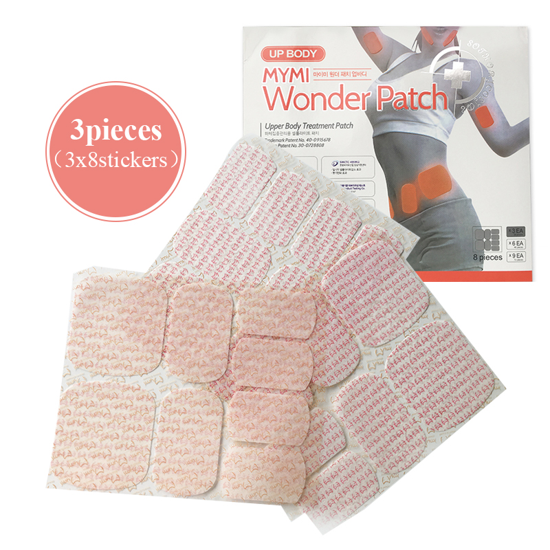 Slimming patch Face Sticker MYMI WONDER PATCH Weight Loss Fat  Health Care  Burning slimming product On Sale