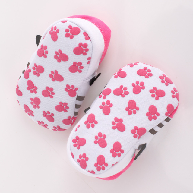 Soft Sole Kitty Shoes