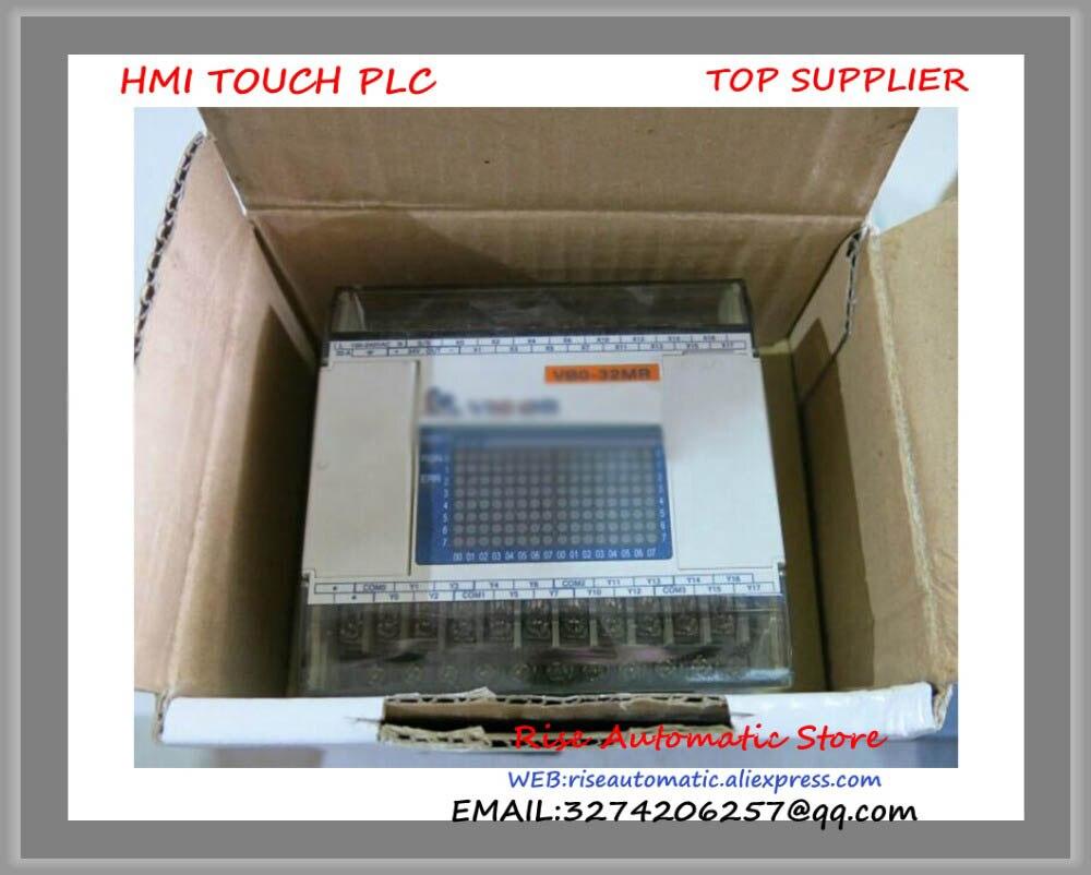 New Original Programmable Logic Controller VH-24MR PLC 24VDC 14 point 24VDC relay 10 point Main Unit new original programmable logic controller module fx3g 14mr plc 100 240vac main unit