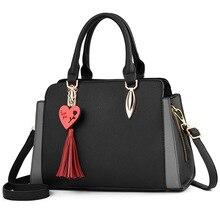15ddeba978 2019 Spring New Ladies Handbag Bag European and American Big Bag Fashion  Trend Single Shoulder Bag