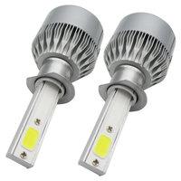 Car LED Headlight Bulbs Kit H1 H3 H7 H4 H8 H9 H11 H13 9004 9005 HB3