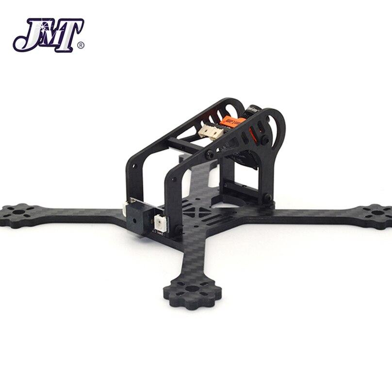 JMT 3 zoll Carbon Faser Rack 135mm Radstand FPV Racing Drone Quadcopter Rahmen Kit fit für 1106 1306 1407 1506 Motor