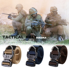 Luxury Men Women Leather GG Waist Belt Army Non-Porous Adjustable Canvas Youth Creative Buckle Belt Double Ring