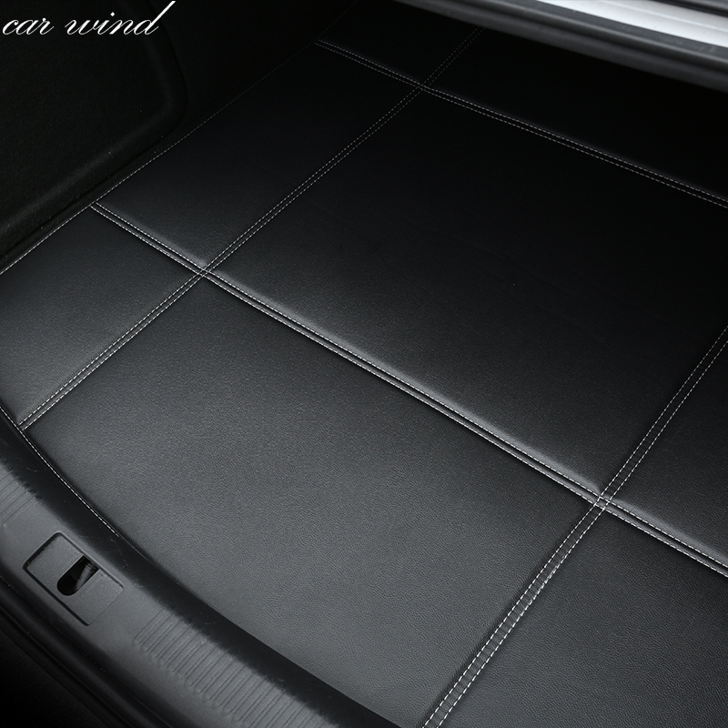 цена Car wind car Cargo Liner Trunk mat For Mercedes Benz W203 W204 W205 C class 180 200 220 250 300 350 C160 Car Accessories