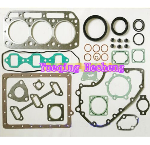 Full Gasket Kit for PC20-5 PC20-6 PC30-6 PC30 PC38UU Mini Excavator WA30 Loader astina 0476 women s stylish analog quartz wristwatch w pu band white coffee 1 x 626
