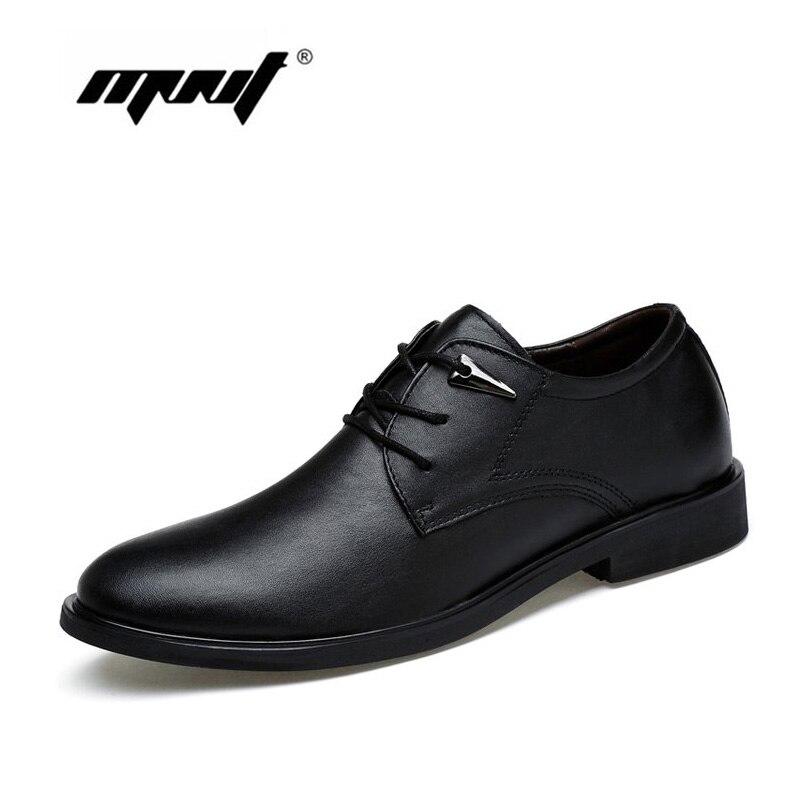 Hommes Chaussures 2018 Nouveau Mocassins & Slip-Ons Conduite Chaussures pour Casual Chaussures en Cuir Fait Main Style Britannique Grande Taille Noir, Brun Foncé (Color : Black, Taille : 46)