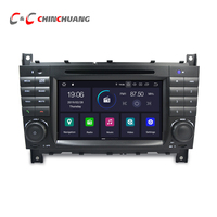 Android 9.0 Car DVD Player for Mercedes Benz A C class A160 W209 W203 C220 CLK200 W463 W219 Radio RDS GPS Navigation DVR Wifi 4G