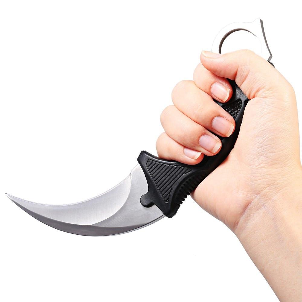 CSGO vasturünnak hawkbill taktikaline küünis karambit kaelas nuga - Käsitööriistad - Foto 5