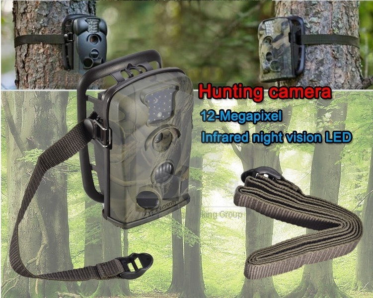 LTL ACORN 5210A Camera Traps Wild Photo Traps 12MP HD 940NM IR Trail Hunting Camera Waterproof Scouting Camcorder