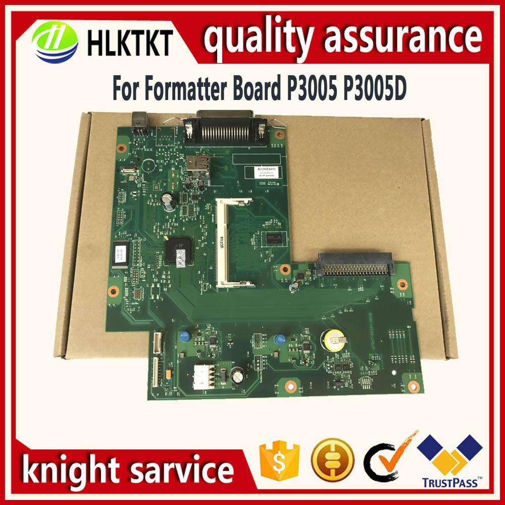 цена на for hp p3005 P3005D P3005N P3005DN P3005X 3005D 3005N 3005DN Formatter Board Q7848-60003 Q7848-60002 Q7847-60001 Q7847-61004
