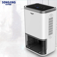 Household Bedroom Mini Dehumidifier Dehumidify Basement To Tide A Key Dehumidification Mute