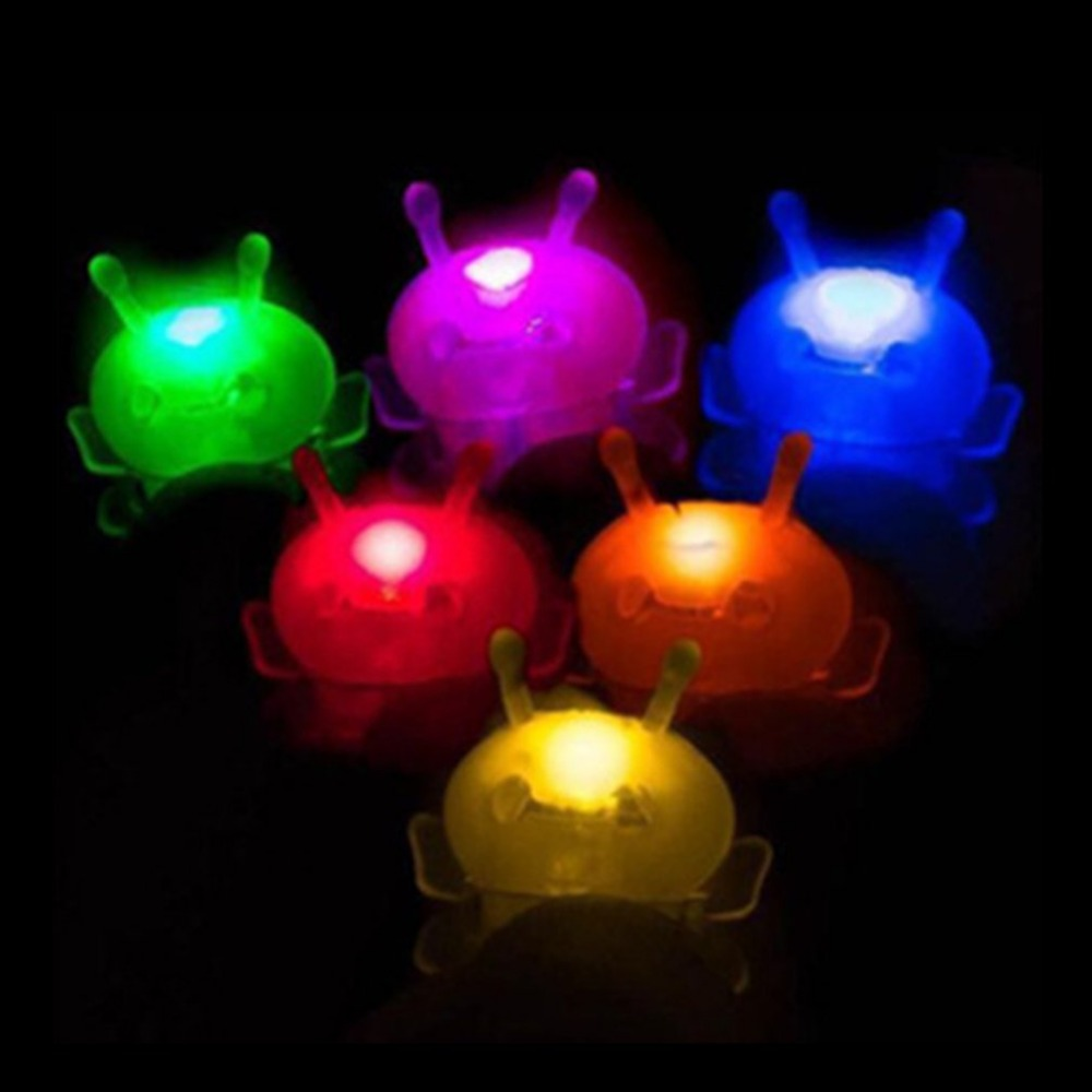 2018 New Creative 3D Honeybee Projector Finger Magic Lamps Toy Lightup Bugz Tricks Props Mobile Phone Projection Toy for Kids ...