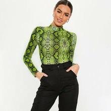 Womens Ladies Turtle Neck Sheer Mesh Long Sleeve Leotard Top sexy jumpsuits Hot 2019 leotard ladies overalls Size 6-16