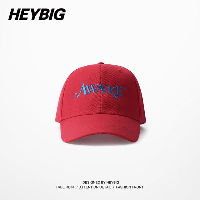 Pai dos homens Hip hop cap moda de Rua 2017 Nova primavera estudante estudante chapéus bonés de beisebol Americano QUENTE Caixa personalizável
