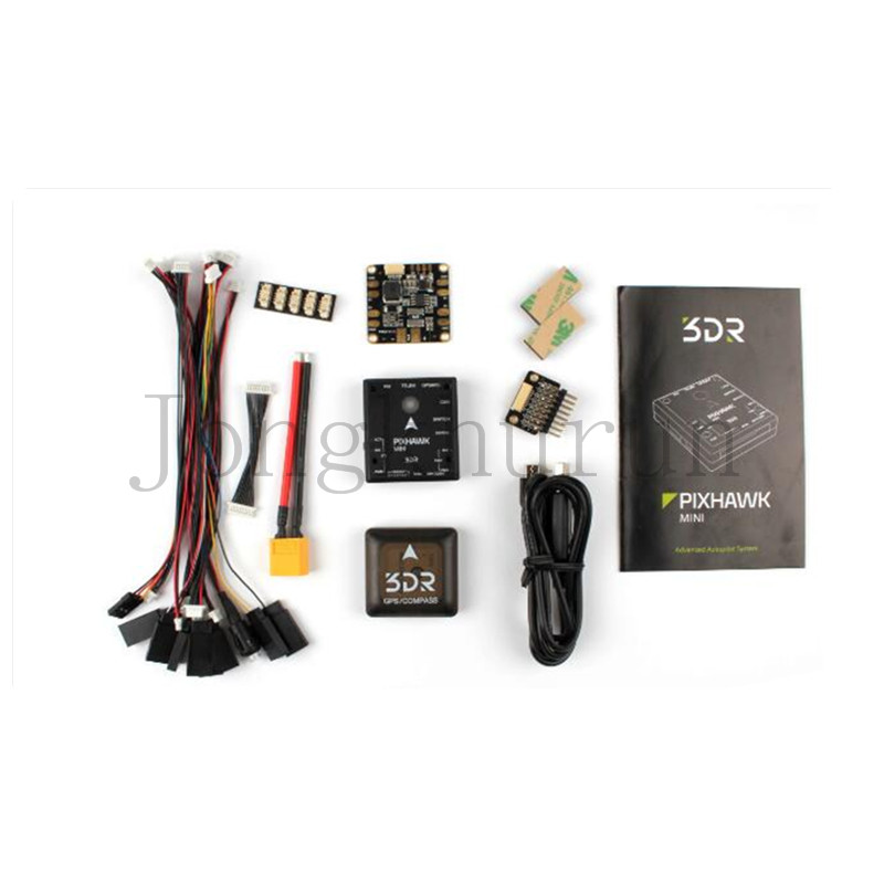 3DR Pixhawk Mini Advanced 32 bit ARM Cortex Flight Control with GPS Set for FPV Multicopter quadcopter drones objective ielts advanced student s book with cd rom